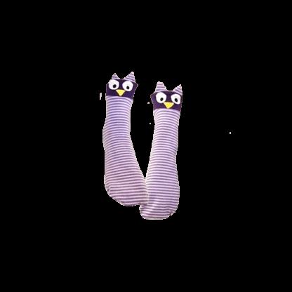 Schnittmuster und Nähanleitung für anatomische Socken in Größe 10-52