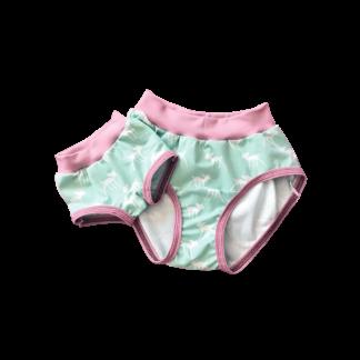 Schnittmuster & Nähanleitung für Unterwäsche zum selber nähen