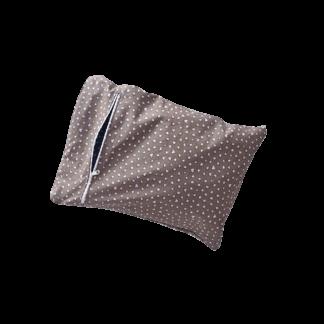 Kostenloses Schnittmuster & Nähanleitung für einen Wetbag zum selber nähen